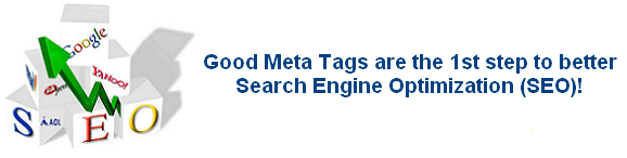 Proper metatags bring better SEO results!